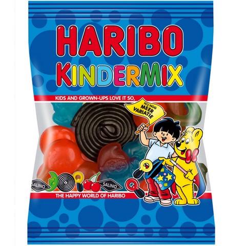 Haribo Kindermix            doos 30x75gr