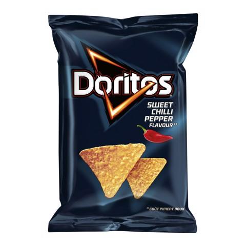 Doritos Sweet Chilli Peper  doos 20x44gr