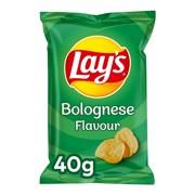 Lays Chips Bolognese        doos 20x40gr