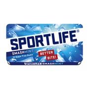 Sportlife Smashmint Blauw   doos 48x18gr