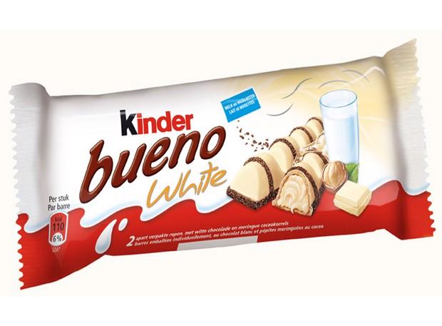 Kinder Bueno White      doos 30x2x21,5gr