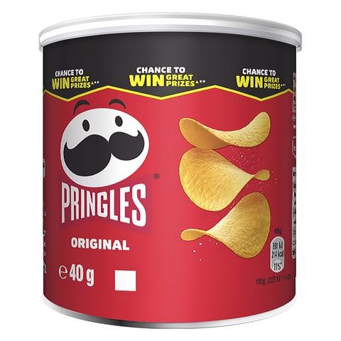 Pringles Original           doos 12x40gr