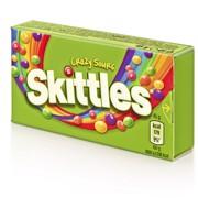Skittles Crazy Sours Groen  doos 16x45gr