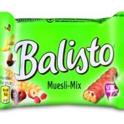 Balisto Muesli Mix Groen    doos 20x37gr