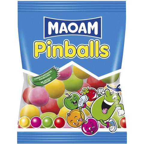 Haribo Maoam Pinballs            30x70gr