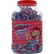Mr.Bubble Aardbeismaak        doos 100st
