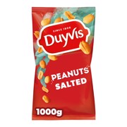Duyvis Pinda's Gezouten          zak 1,0kg