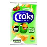 Croky Chips Bolognese       doos 20x40gr