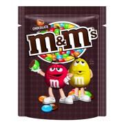 M&M's Chocolade            doos 12x220gr