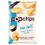 Popchips Sea Salt           doos 21x23gr