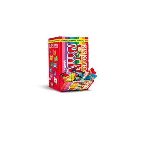 Tony's Chocolonely Tiny Mix   doos 900gr