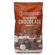 Bolletje Gemengde Chocolade Kruidnoten  zak 310gr