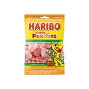 Haribo Happy Peaches        doos 28x75gr