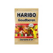 Haribo Goudbeertjes         doos 28x75gr
