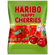 Haribo Happy Cherries       doos 28x75gr