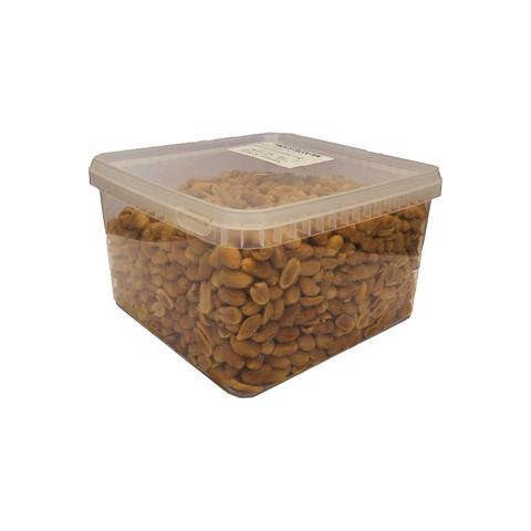 Supernuts Pinda's Gezouten    box 1,7kg