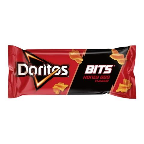 Bits Twisties Honey BBQ     doos 30x30gr