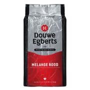 Douwe Egberts Melange Rood Snelfilter tray 6x1kg