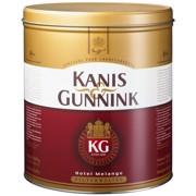 Kanis & Gunnink Rood Filter blik doos 4x1,25kg
