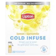 Lipton Cold Infuse Lemon+Camomile doos 15st