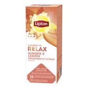 Lipton Feel Good Selection  Ginger & Lemon doos 25st