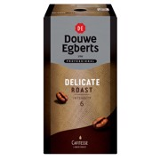 Douwe Egberts Cafitesse Delicate Roast tray 2x2,L
