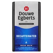 Douwe Egberts Fresh Brew Decafe       doos 12x500gr