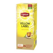 Lipton Feel Good Selection Yellow Label  doos 25st
