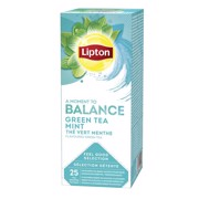 Lipton Feel Good Selection Green Tea Mint doos 25st