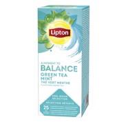 Lipton Feel Good Selection Green Tea Mint doos 25st