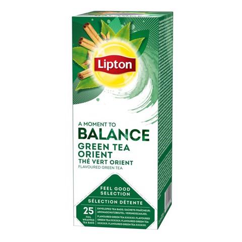 Lipton Feel Good Selection Green Tea Orient ds 25st
