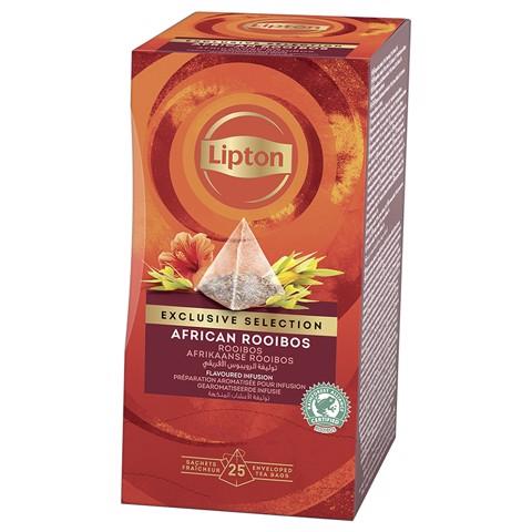 Lipton Exclusive Selection Rooibos doos 25st