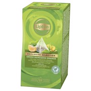 Lipton Exclusive Selection Green Mandarin ds 25st