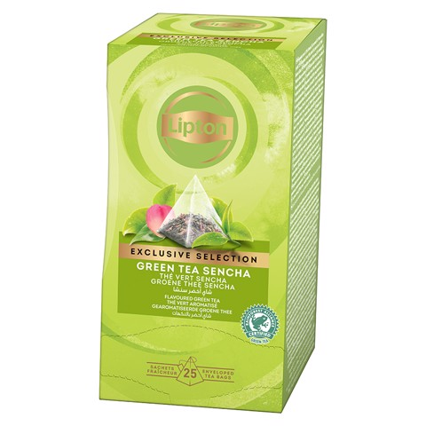 Lipton Exclusive Selection Green Sencha doos 25st