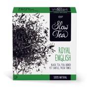 Pickwick Slow Tea Royal English  doos 25st