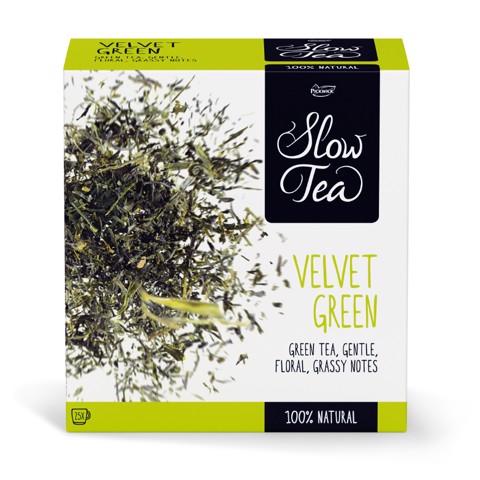 Pickwick Slow Tea Velvet Green   doos 25st