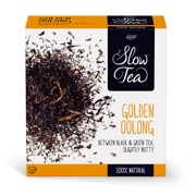 Pickwick Slow Tea Golden Oolong  doos 25st