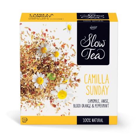 Pickwick Slow Tea Camilla Sunday doos 25st