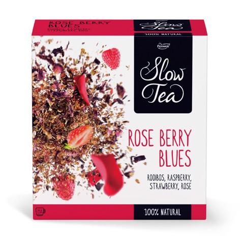 Pickwick Slow Tea Rose Berry Blues doos  25st