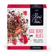 Pickwick Slow Tea Rose Berry Blues doos  25st