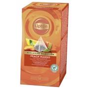 Lipton Exclusive Selection Peach Mango doos 25st