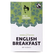 Té de Origen English Breakfast ENV  doos 20x2gr