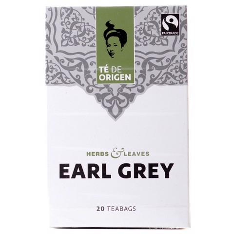Té de Origen Earl Grey   ENV doos 20x2gr
