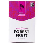 Té de Origen Forest Fruit  ENV doos 20x2gr