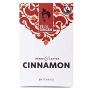 Té de Origen Cinnamon    ENV doos 20x2gr