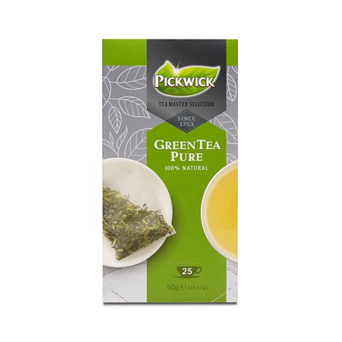 Pickwick Master Selection Green Tea doos 25st