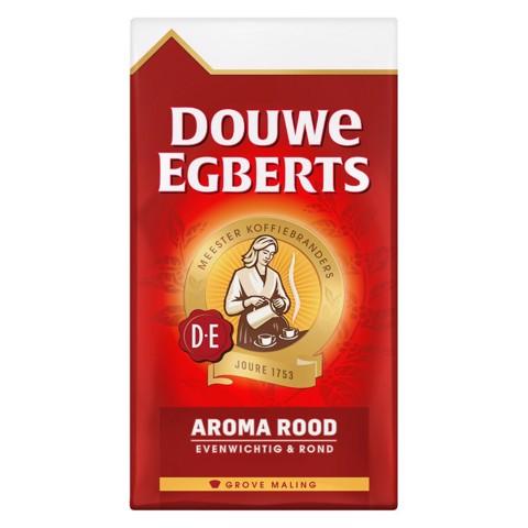 Douwe Egberts Aroma Rood Grof tray 6x250gr