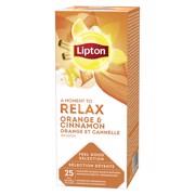 Lipton Feel Good Selection Orange Cinnamon doos 25st