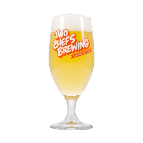 Two Chefs Brewing Glas 30cl     doos 6st