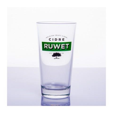 Ruwet Cidre Glas 33cl           doos 6st